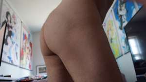 side of my butt